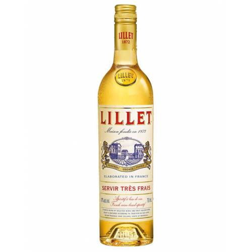 Lillet Vermouth Blanc Lillet Lillet 0,75 ℓ