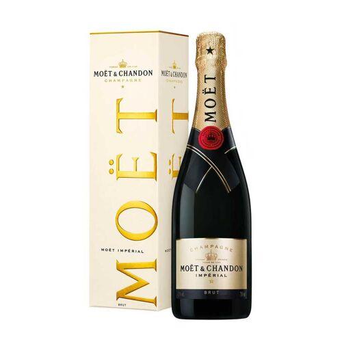 Moët & Chandon Champagne Brut AOC Impérial Moët & Chandon 0,75 ℓ, Flaschenetui