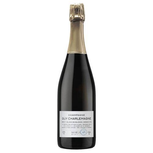 Laurier Champagne Grand Cru Le Mesnil-sur-Oger Brut Blanc de Blancs AOC Laurier 0,75 ℓ