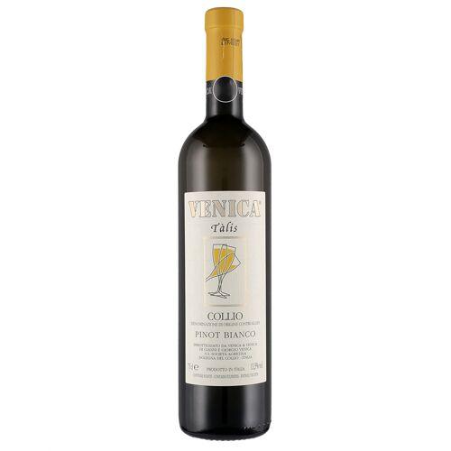 Venica & Venica Collio DOC Pinot Bianco Tàlis Venica & Venica 2019 0,75 ℓ