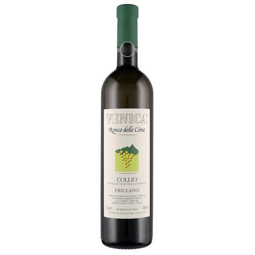 Venica & Venica Collio DOC Friulano Ronco delle Cime Venica & Venica 2019 0,75 ℓ