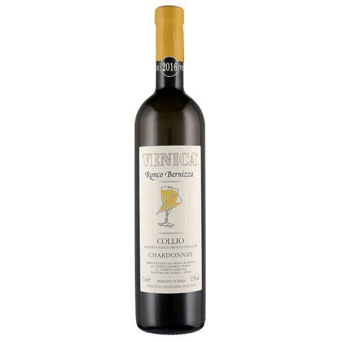 Venica & Venica Collio DOC Chardonnay Ronco Bernizza Venica & Venica 2019 0,75 ℓ