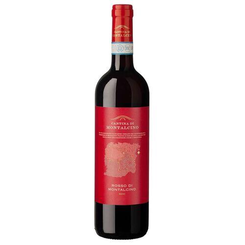 Cantina di Montalcino Rosso di Montalcino DOC Cantina di Montalcino 2018 0,75 ℓ