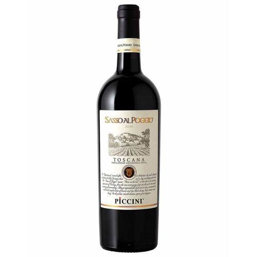 Tenute Piccini Toscana IGT Sasso al Poggio Tenute Piccini 2016 0,75 ℓ