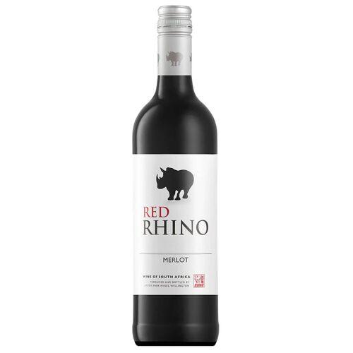 Rhino Paarl WO Red Rhino Merlot Rhino Park 2017 0,75 L