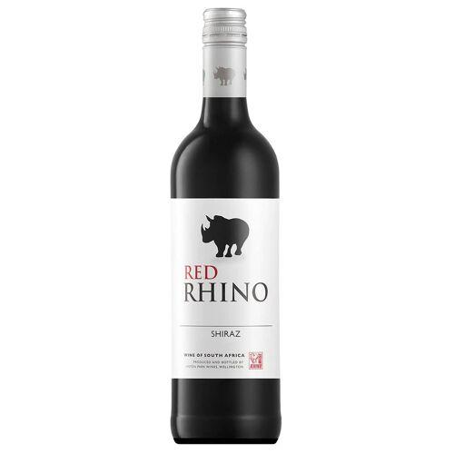 Rhino Paarl WO Red Rhino Shiraz Rhino Park 2017 0,75 L