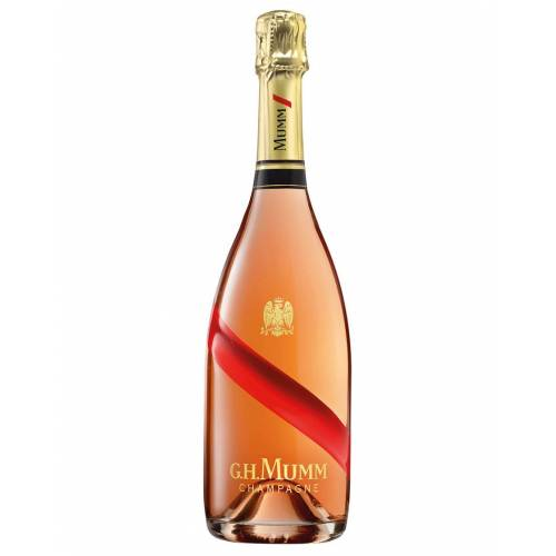 G.H. Mumm Champagne Brut AOC Cordon Rosé G.H. Mumm 0,75 ℓ