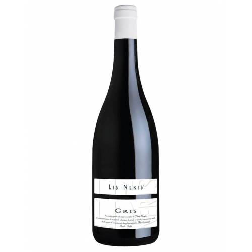 Lis Neris Friuli Isonzo Pinot Grigio DOC Gris Lis Neris 2018 0,75 ℓ