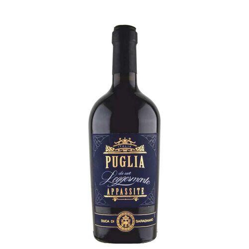 Duca di Saragnano Puglia IGT Rosso da uve Leggermente Appassite Duca di Saragnano 2019 0,75 L