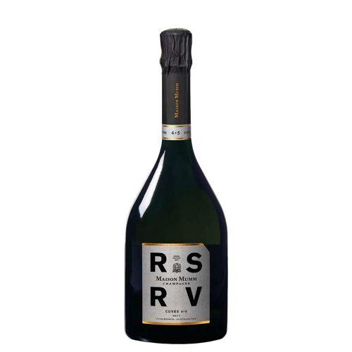 G.H. Mumm Champagne Grand Cru Brut AOC RSRV 4.5 G.H. Mumm 0,75 ℓ