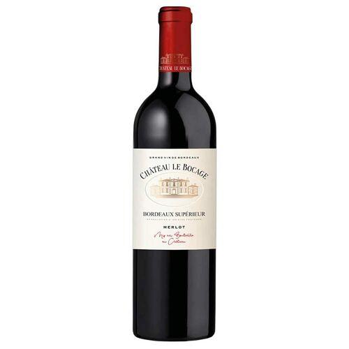 Château Le Bocage Bordeaux Supérieur AOC Château Le Bocage 2018 0,75 ℓ