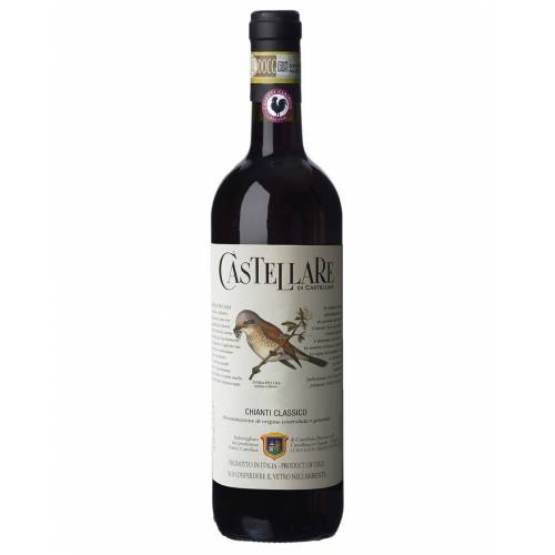 Castellare di Castellina Chianti Classico DOCG Castellare di Castellina 2019 0,75 L