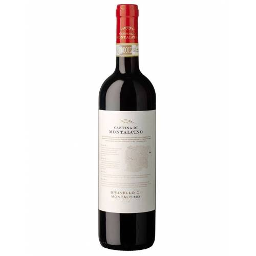 Cantina di Montalcino Brunello di Montalcino DOCG Cantina di Montalcino 2016 0,75 ℓ