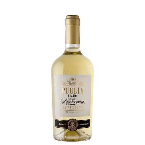 Duca di Saragnano Puglia IGT Fiano da uve Leggermente Appassite Duca di Saragnano 2020 0,75 ℓ