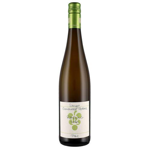 Rebholz Pfalz QbA VDP Gutswein Riesling Trocken Rebholz 2018 0,75 ℓ