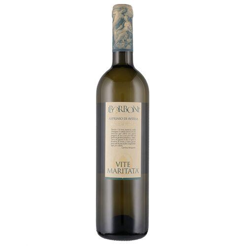 I Borboni Aversa DOC Asprinio Vite Maritata I Borboni 2020 0,75 ℓ
