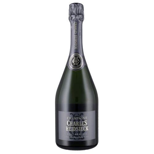Charles Heidsieck Champagne Brut Réserve AOC Charles Heidsieck 0,75 L