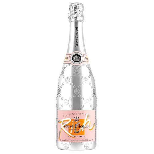 Veuve Clicquot Champagne Doux Rosé  AOC Rich Veuve Clicquot 0,75 L