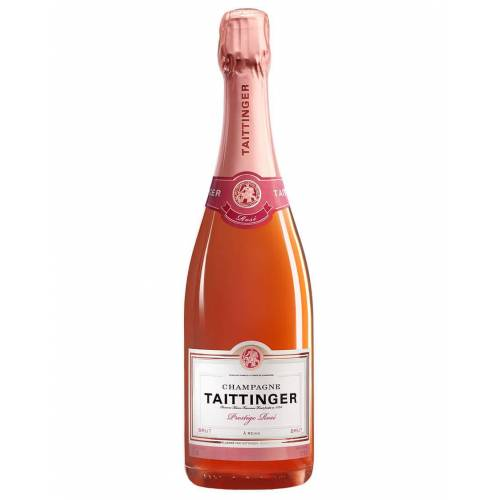 Taittinger Champagne Brut AOC Prestige Rosé Taittinger 0,75 ℓ