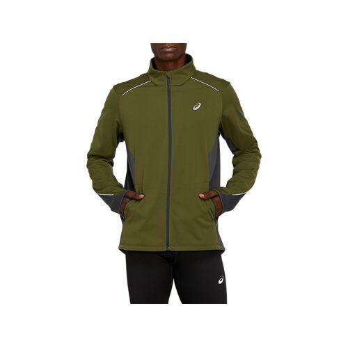 ASICS Lite - Show Winter Jacket Smog Green / Graphite Grey Herren Größe XS