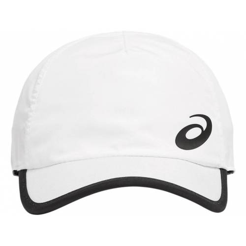 ASICS Performance Cap Brilliant White Unisex Größe S