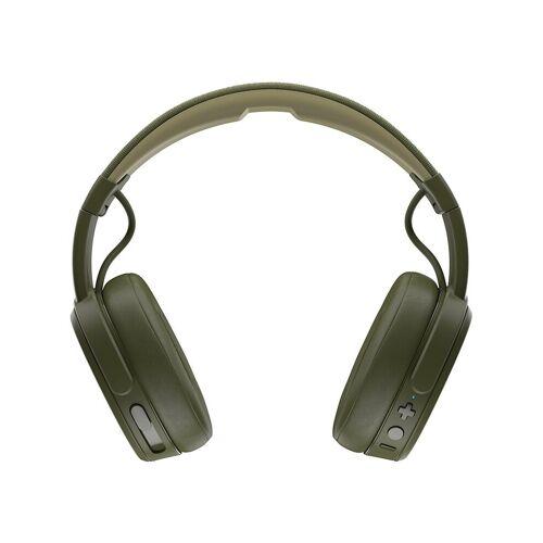 Skullcandy Crusher Wireless Over Ear Headphones moss/olive/yellow Uni