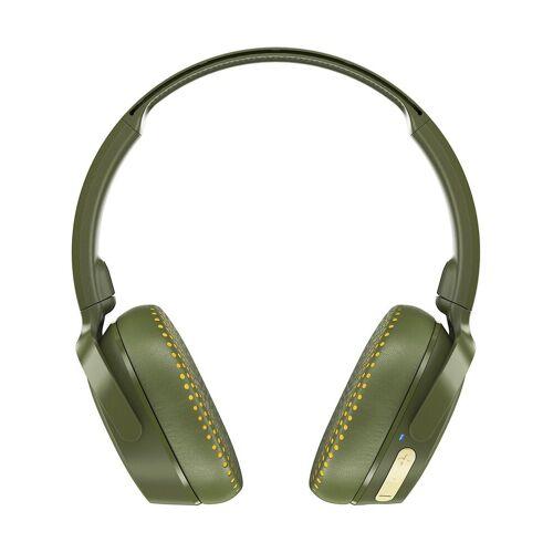 Skullcandy Riff Wireless On Ear Headphones moss/olive/yellow Uni