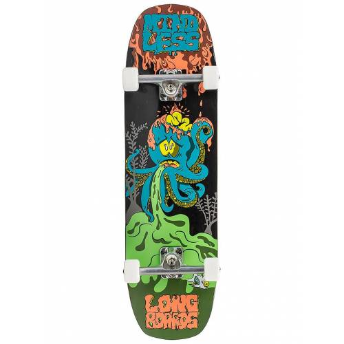 Mindless Longboards Octopuke 32.5 orange/green Uni