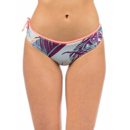 Zealous Basic Surf Bikini Bottom jungle jam S