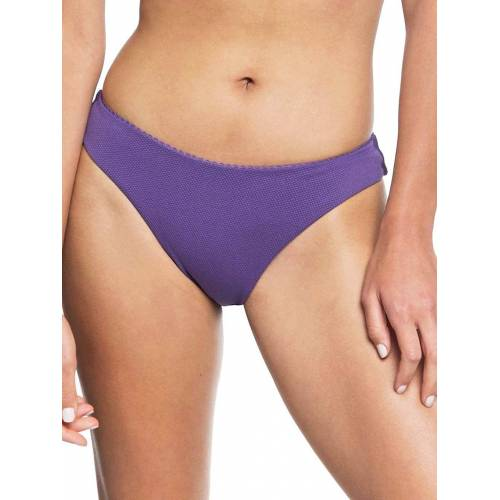 Roxy Sisters Reg High Leg Bikini Bottom mystical L