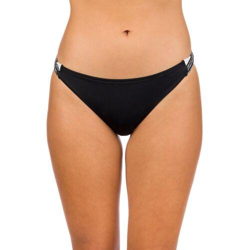 Roxy Fitness PT Reg Bikini Bottom true black world wide XS