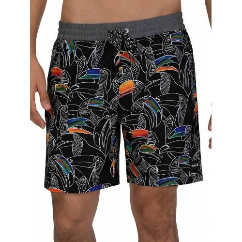 Hurley Party Pack Volley Boardshorts black M