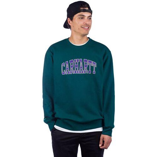 Carhartt WIP Theory Sweater dark fir XL