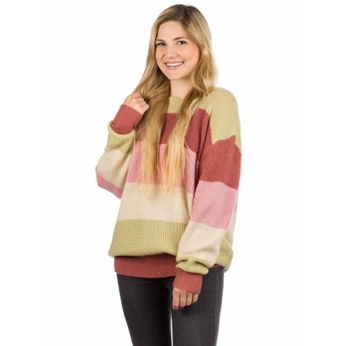 Billabong Night Out Pullover stone rose XSS