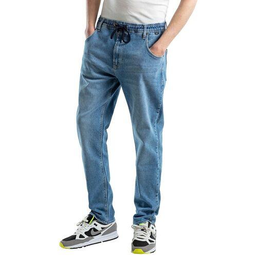 REELL Jogger Jeans light blue XL