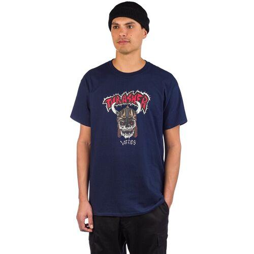 Thrasher Lotties T-Shirt navy S