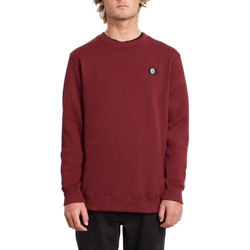 Volcom Sngl Stn Crew Sweater port M