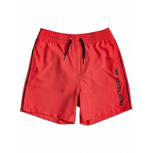 Quiksilver Vert Volley 14 Boardshorts high risk red XL