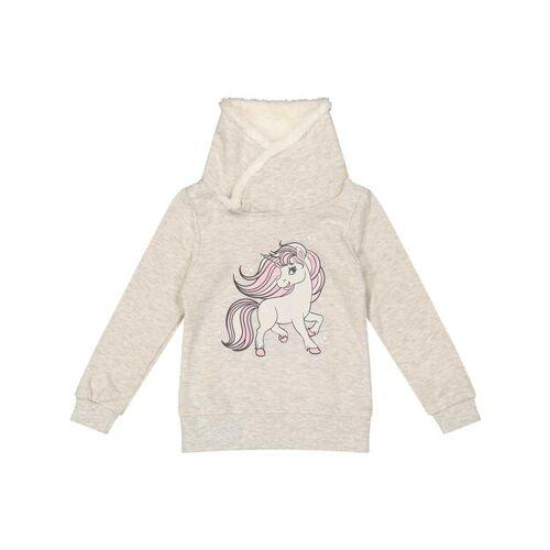 Mädchen Sweatshirt mit Einhorn-Motiv