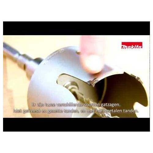 Makita DHR243RTJW Kombihammer + Staubabsaugung DX07 18 Volt 5.0 Ah Li-ion