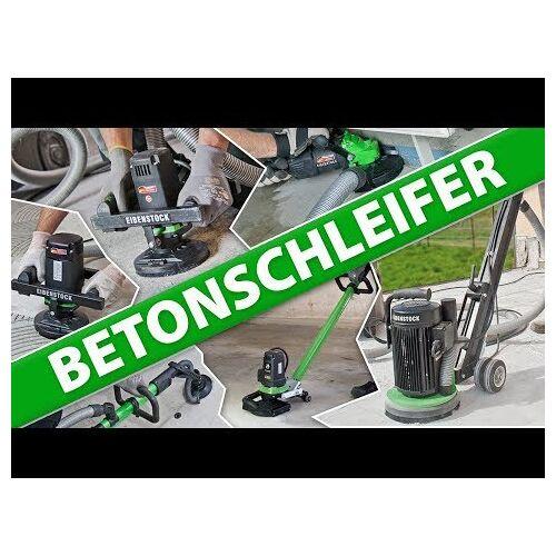Eibenstock EBS 180 F Betonschleifer 2500 Watt Mit Fahrwerk 180 mm