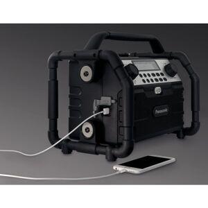 Panasonic EY37A2B Tragbares Radio-/Lautsprecher-System 14.4/18 Volt Ohne Akku und Ladegerät