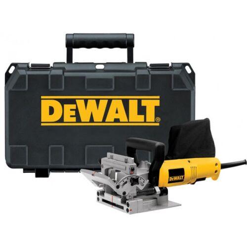 Dewalt DW682K Lamellendüdelfräse + DT3932 1000 stuck Lamellendübel 20
