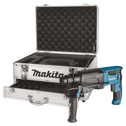 Makita HR2300X10 Bohrhammer SDS-Plus 720 Watt + 14 tlg. Bohrersatz