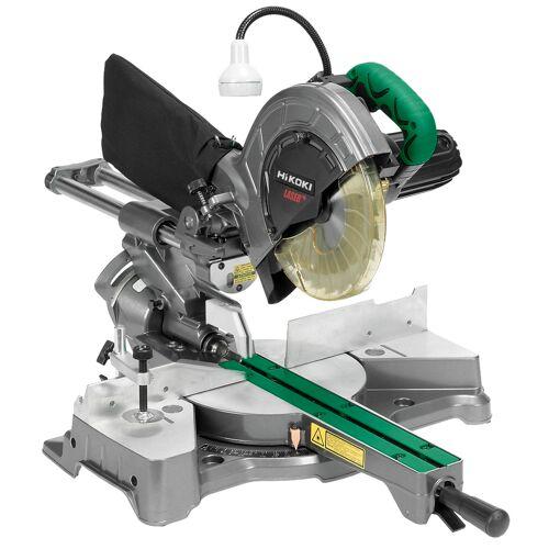 HiKOKI C8FSHEUAZ Paneelsäge mit Laseranzeige 216 mm