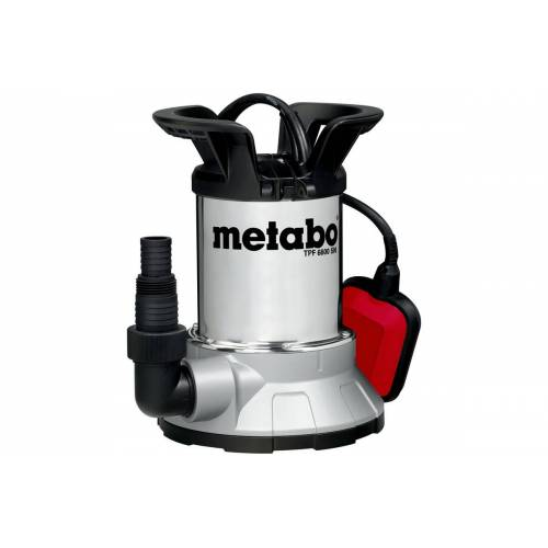 Metabo 250660006 TPF 6600 SN Klarwasser Tauchpumpe