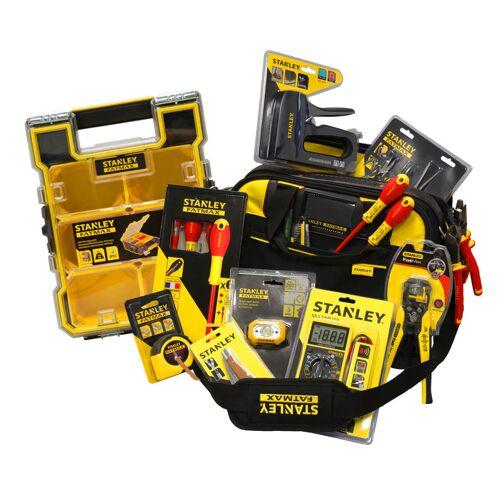 Stanley FMST1-82945 Werkzeugtasche bestückt Mit VDE Werkzeug Set für Elektriker