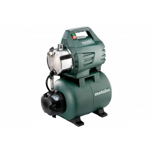 Metabo 600969000 HWW 3500/25 INOX Hauswasserwerk