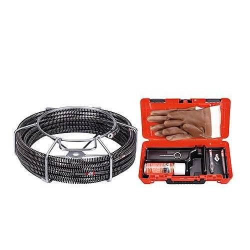 Rothenberger Zubehör Spiralen-/Werkzeugset Standard, 16 mm 072945X