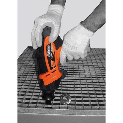Spit P560 Bolzensetzgerät für Trapezblech auf Stahl